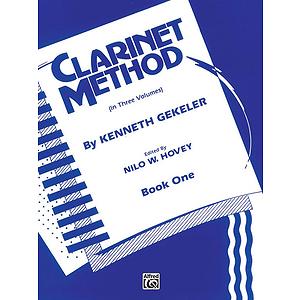 Belwin Clarinet Method Book 1