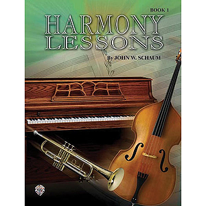 Harmony Lessons Book 1