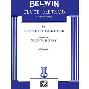 Belwin Flute Method Book 1