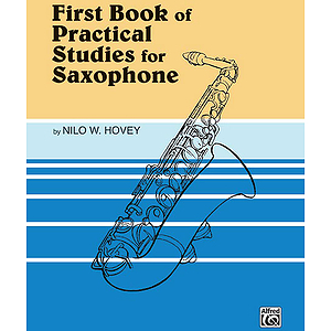 Practical Studies For Saxophone Book I