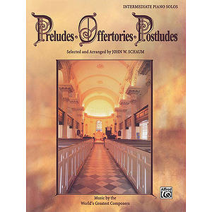 Preludes Offertories Postludes