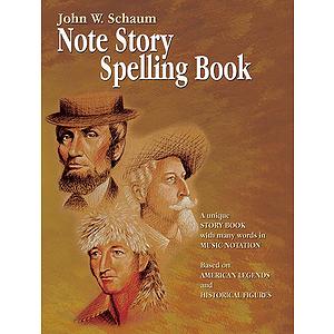 John W. Schaum Note Story Spelling Book