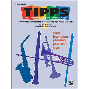 Tipps E-Flat Alto Clarinet