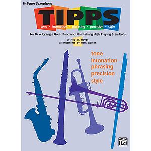 Tipps B-Flat Tenor Saxophone