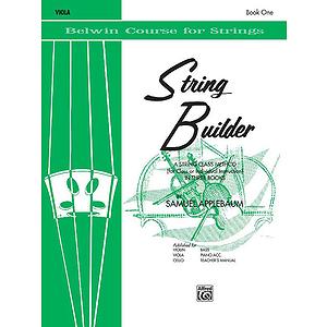 Belwin String Builder Book Book I Viola