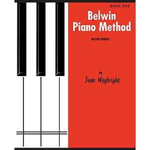 Belwin Piano Method Book 1