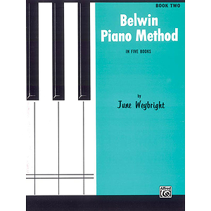 Belwin Piano Method Book 2