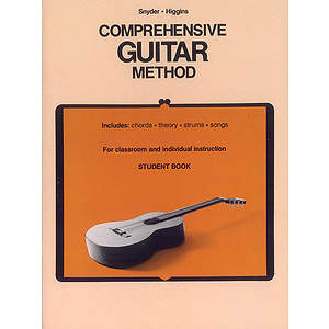Comprehensive Guitar Method Student Book