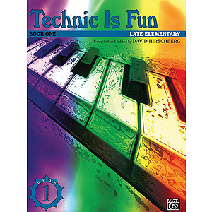 Technic Is Fun Book 1