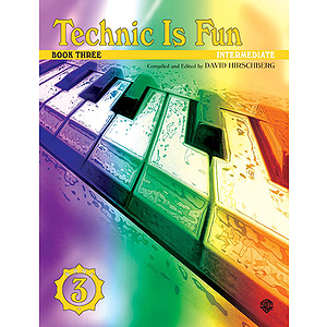Technic Is Fun Book 3