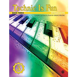 Technic Is Fun Book 3
