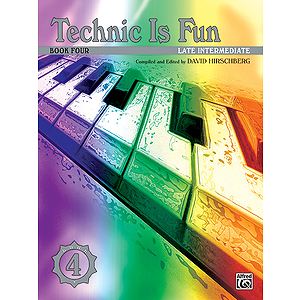 Technic Is Fun Book 4