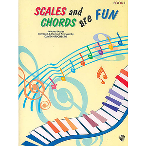 Scales And Chords Ar Fun Book 1