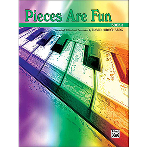 Pieces Are Fun  Book 3