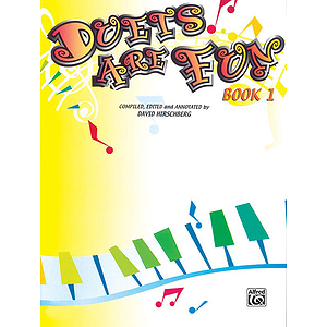 Duets Are Fun Book 1