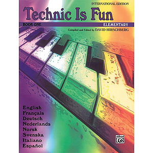 Technic Is Fun Book One International Edition