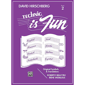 Technic Is Fun -Int Edit Book 2