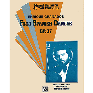 Four Spanish Dances Op.37