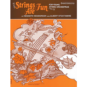 Strings Are Fun Leveli Piano/Conductor