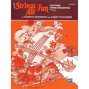 Strings Are Fun Level I 1st Violin