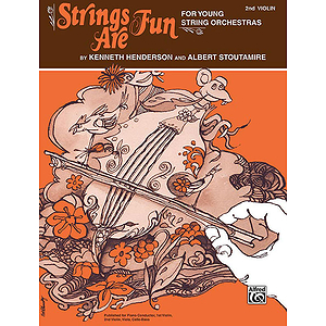 Strings Are Fun Level I 2nd Violin