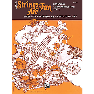 Strings Are Fun Level I Viola