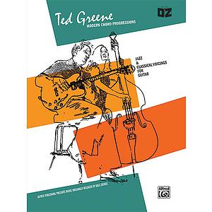 Jazz Harmony Series Modern Chord Progressions