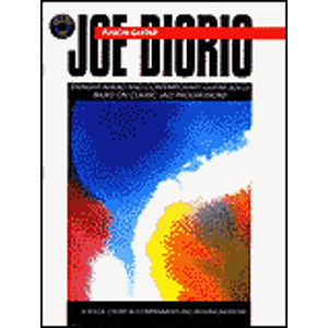 Joe Diorio Fusion Guitar BK/CD Straight-Ahead And Contemporary Guitar Solos Based On Classic Jazz Progressions