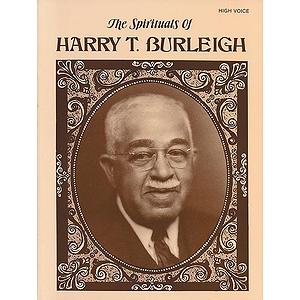 Spirituals Of Harry T. Burleigh High Voice