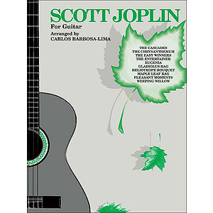Scott Joplin For Guitar