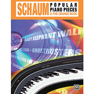 Popular Piano Pieces D The Orange Book