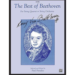 Best Of Beethoven Score