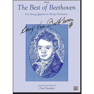 Best Of Beethoven Cello