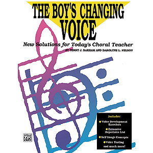 Boy&#039;s Changing Voice