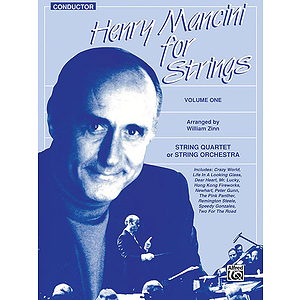 Henry Mancini For Strings Volume I Conductor