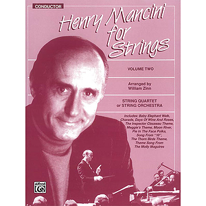 Henry Mancini For Strings Volume II Conductor