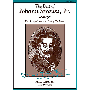 Best Of Johann Strauss Jr. Waltzes Score
