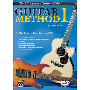 21st Century Guitar Method Level 1 DVD Edition