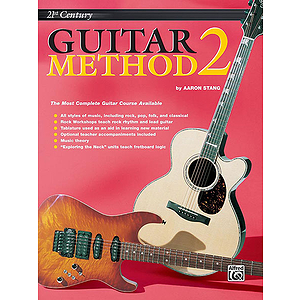 21st Century Guitar Method Level 2 Book Only