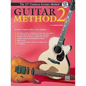 21st Century Guitar Method Level 2 With CD