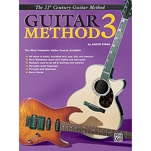 21st Century Guitar Method Level 3 Book Only