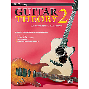 21st Century Guitar Theory  Level 2  Book Only