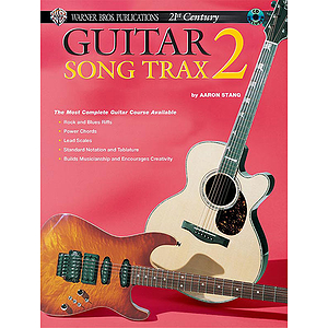 21st Century Guitar Song Trax  Level 2  With CD