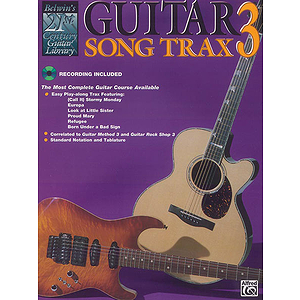 21st Century Guitar Song Trax  Level 3  With CD