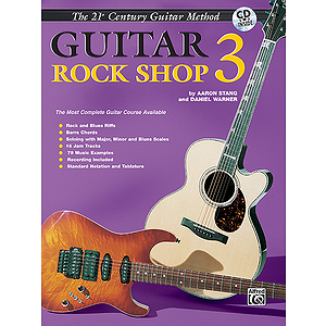 21st Century Guitar Rock Shop  Level 3  With CD