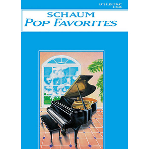 Pop Favorites B The Blue Book