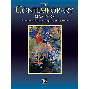 Contemporary Masters Piano Masters Series