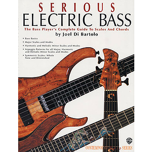 Serious Electric Bass The Bass Player&#039;s Complete Guide To Scales And Chords