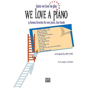 We Love A Piano (Duets We Love To Play) (Collection)