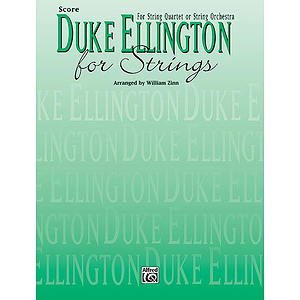 Duke Ellington For Strings Conductor